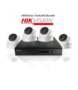 Hikvision Turbo HD Bundle
